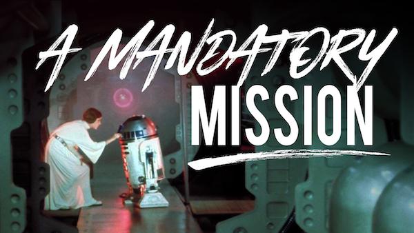 A Mandatory Mission