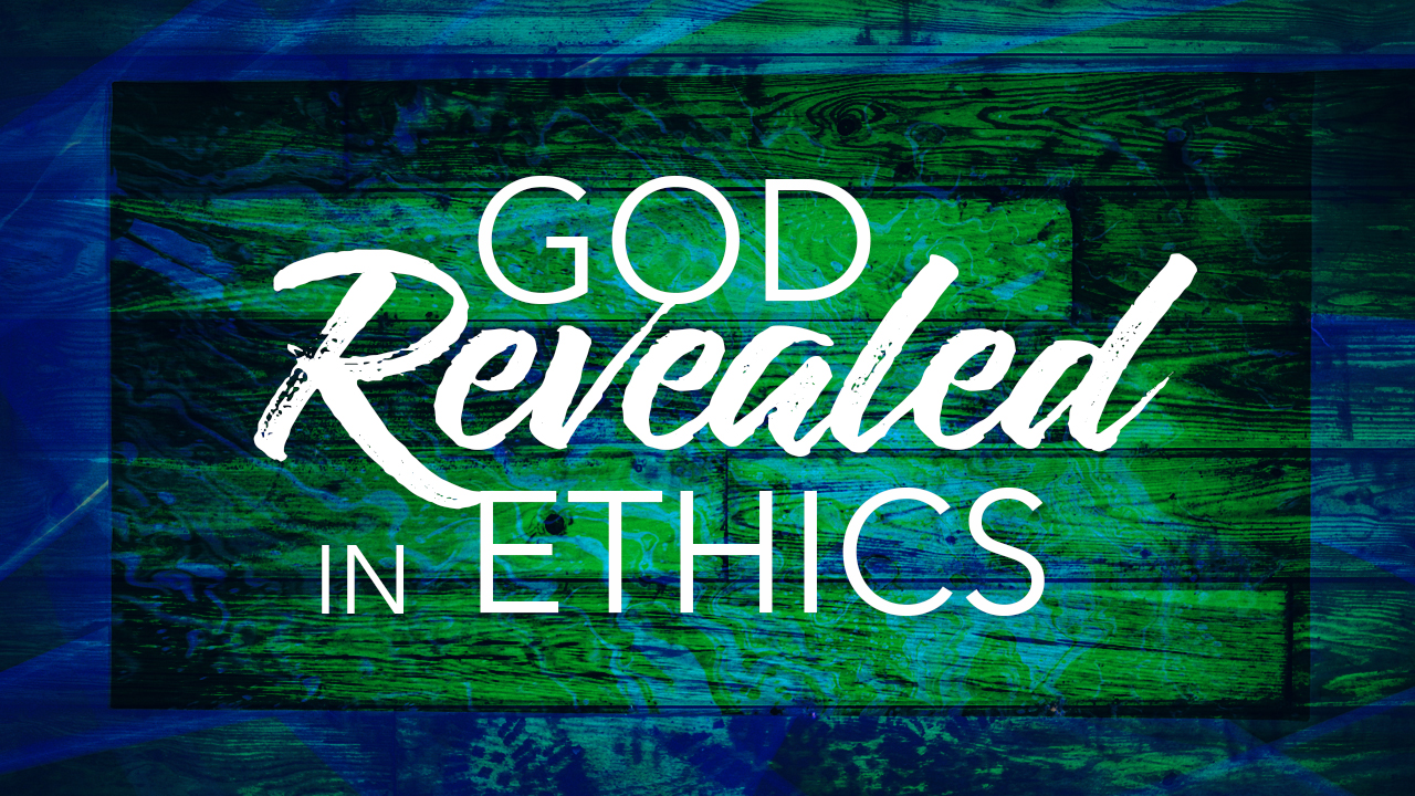 Good Revealed In Ethics