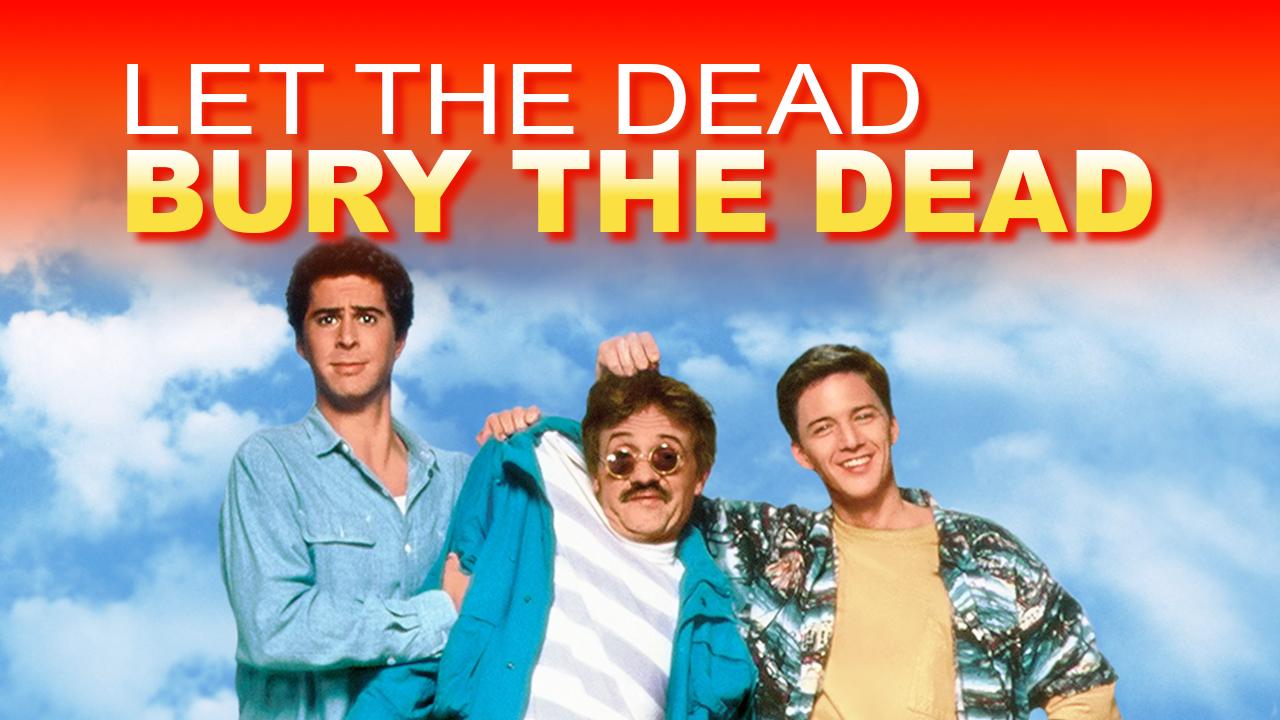 Let the Dead Bury the Dead - Luke 9:57-62